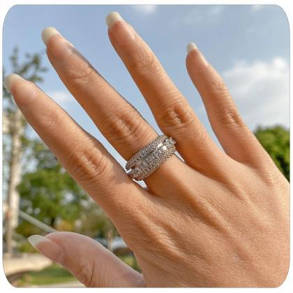 BEST SELLER - WGP Rotatable Ring in..